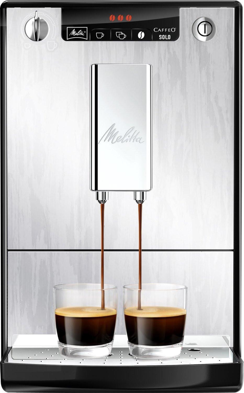 Melitta Caffeo Solo E 950-111 Organic Silver