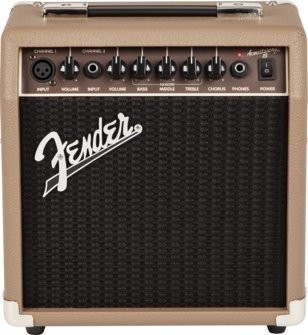 Image of Fender Acoustasonic 15