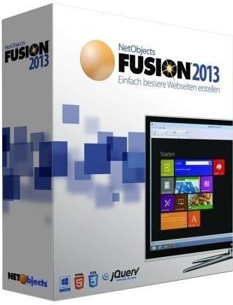 NetObjects Fusion 2013 (Multi) (Win)