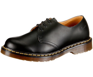 8c99f7b5e6f Buy Dr. Martens 1461 Black Smooth/Yellow Stitch from £79.99 – Best ...
