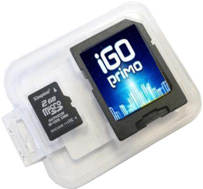 Dynavin Navigationssoftware iGo