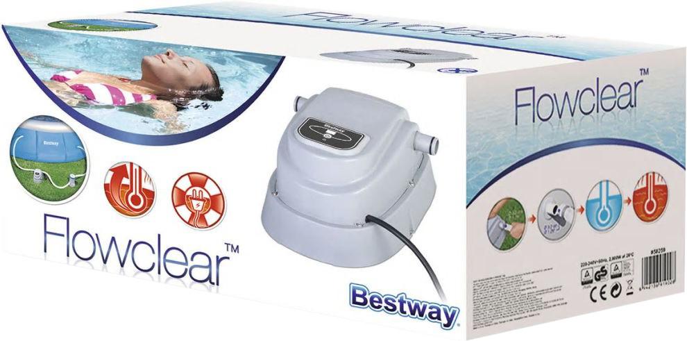 Bestway Poolheizung 55860