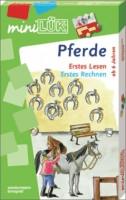 Westermann miniLÜK Erstes Lesen, Erstes Rechnen Pferde