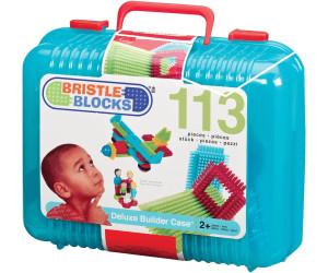 Image of Battat Bristle Blocks - 113-pieces Deluxe Builder Case