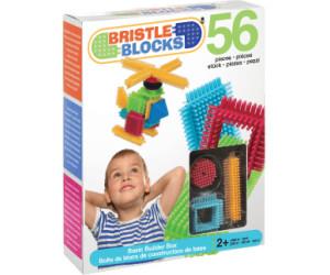Image of Battat Bristle Blocks - 56 pieces Basic Builder Box