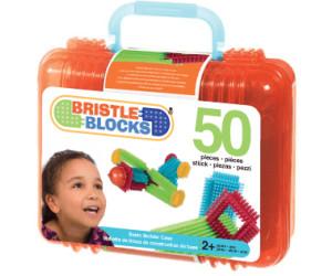 Image of Battat Bristle Blocks - 50 pieces Basic Builder Case