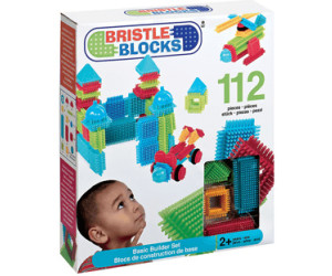 Image of Battat Bristle Blocks - 112 pieces Basic Builder Set