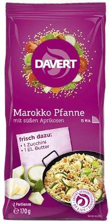 Davert Marokko Pfanne