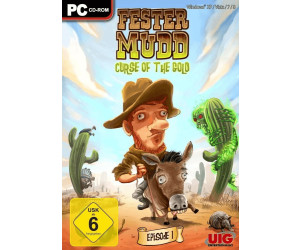 Fester Mudd: Curse of the Gold (PC)