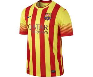 956740df0f Nike FC Barcelona segunda camiseta infantil 2013 2014 desde 29
