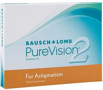 Bausch & Lomb PureVision 2 HD for Astigmatism 9.00 (3 unità)