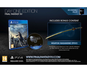 Final Fantasy XV: Day One Edition (PS4) ab € 14,80
