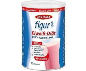 Multaben Figur Eiweiss Diat Shake Kirsch Joghurt 430g Ab 6 49