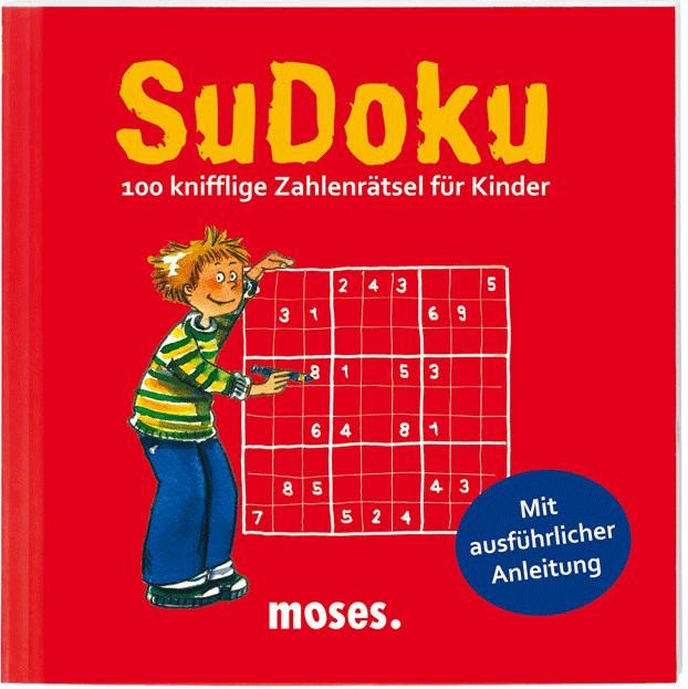 Moses SuDoku für Kinder