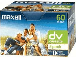 Maxell DVM 60 DV