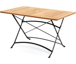 belardo apatura klapptisch 130 x 80 cm stahl holz ab 329 95 preisvergleich bei. Black Bedroom Furniture Sets. Home Design Ideas