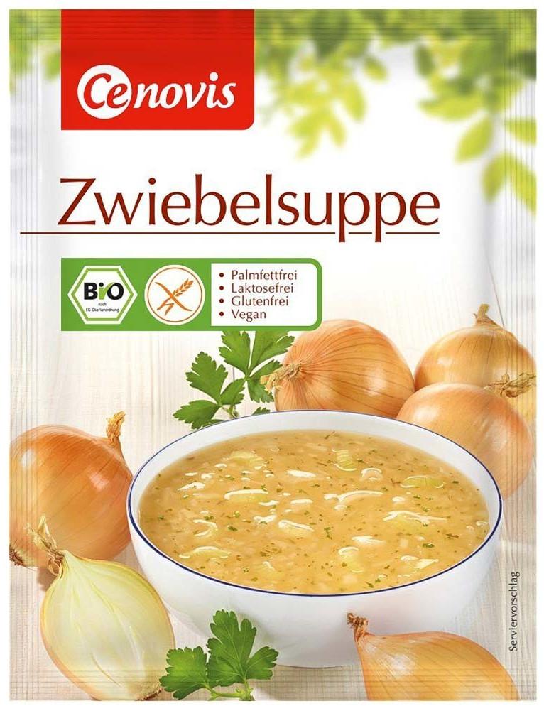 Cenovis Zwiebelsuppe (53g)