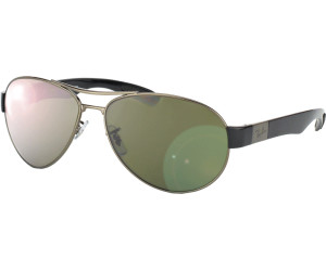 74904a93ede Buy Ray-Ban RB3509 004 9A (gunmetal black polarized green) from ...