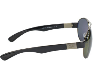 47fc3ce1d0 Buy Ray-Ban RB3509 004 9A (gunmetal black polarized green) from ...