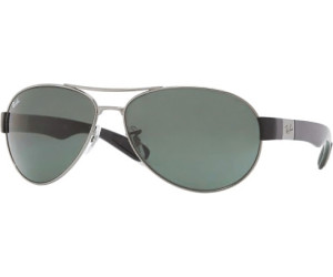 Ray-Ban Sonnenbrille RB 3509 004/71 in der Farbe gunmetal / dunkelsilber VUIOauw