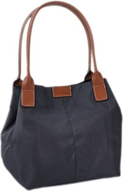 TOM TAILOR Miri Shopper Tasche Schultertasche Handtasche Blau Blue