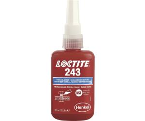 Loctite Schrauben-Sicherung mittelfest 50 ml (243)
