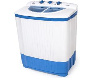 tectake mini machine laver au meilleur prix sur. Black Bedroom Furniture Sets. Home Design Ideas