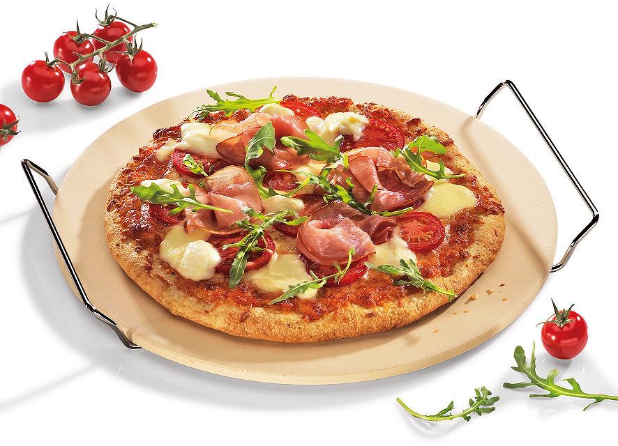 Küchenprofi Pizzastein 30 cm