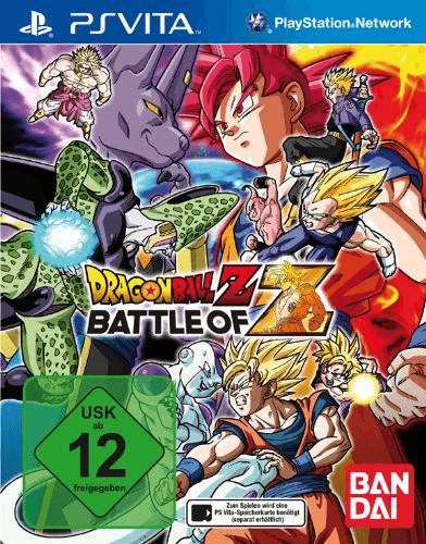 Dragon Ball Z: Battle of Z (PS Vita)