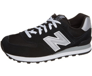 sports shoes 7dcb0 8d637 Buy New Balance 574 black (M574NK) from £35.00 – Best Deals ...