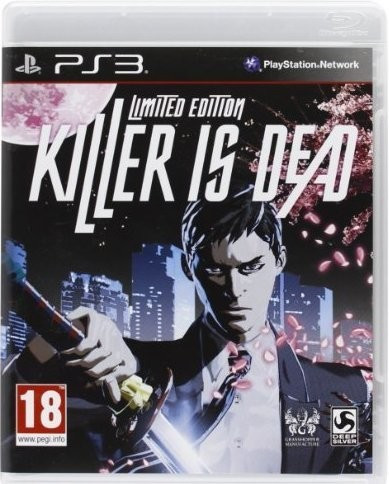 Killer is Dead: Limited Edition (PS3)