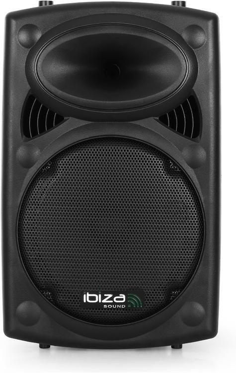 Image of Ibiza PORT12VHF-BT black