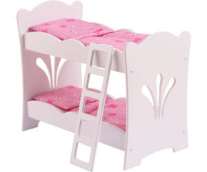 Buy Kidkraft Lil Doll Bunk Bed 60130 From 42 99 Compare Prices