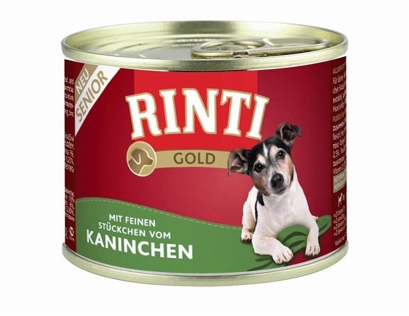 Rinti Gold Senior Kaninchen (185 g)