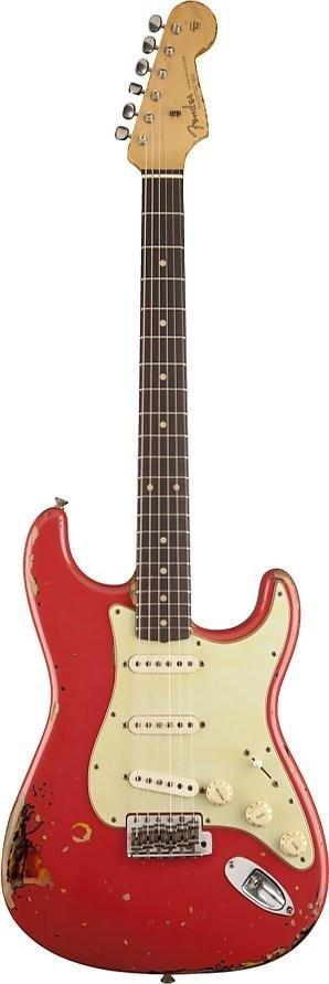 Fender Custom Michael Landau 1963 Stratocaster ...