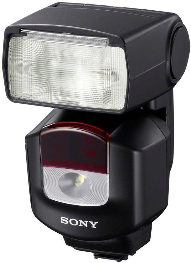 Sony HVLF43M.CEA - Flash inalámbrico y Zapata para Sony, Negro