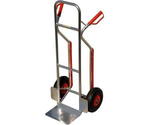 Pro Bau Tec pro bau tec alu stapelkarre mit treppenrutsche max 150 kg 100006
