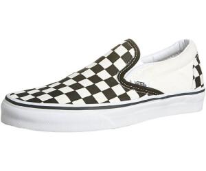 vans checkered slip on amazon