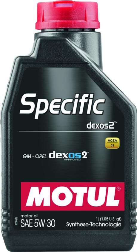 Motul Specific dexos2 5W-30 (1 l)