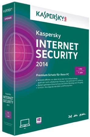 Image of Kaspersky Internet Security 2014