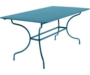 Fermob Manosque Gartentisch 160 X 90 Cm Ab 539 00 Preisvergleich