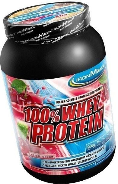 IronMaxx 100% Whey Protein Vanilla Coffee 900g
