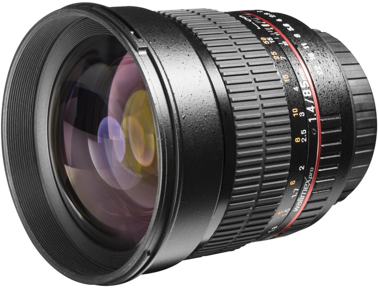 Walimex pro 85mm f1.4 IF Pentax Q