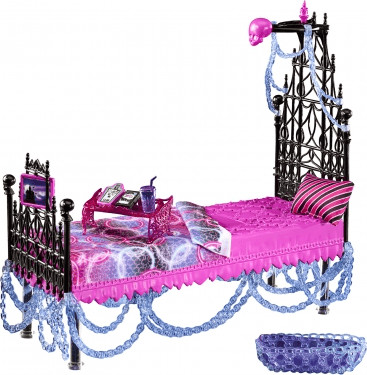 Monster High Spectra Vondergeist Bett