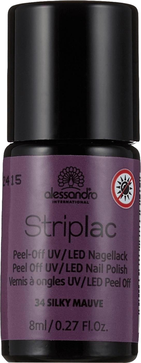 Alessandro Striplac 34 Silky Mauve (8 ml) ab 15,40