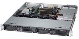 SuperMicro SuperServer 5018D-MTRF