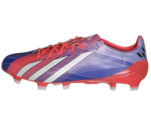 timeless design ab783 2726a Adidas F50 Adizero TRX FG Messi turbo running white black