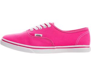 995726cadacc7 Buy Vans Authentic Lo Pro neon pink/glow from £42.10 – Best Deals on ...