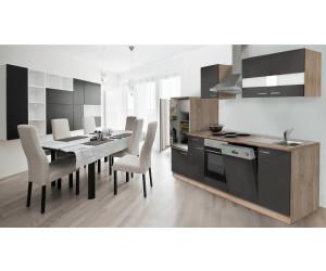 Respekta Küchenzeile 280cm ab 473,84 € | Preisvergleich bei idealo.de