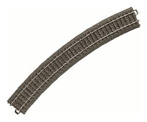 NEU 30° Trix H0 62230 C-Gleis gebogen R2 = 437,5 mm